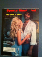 1970 Sports Illustrated Aug 17 Joe Namath Very Good to Excellent