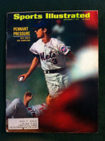 1970 Sports Illustrated Sep 7 Bud Harrelson Very Good to Excellent
