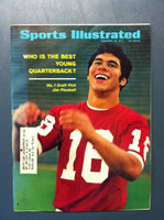 1971 Sports Illustrated February 15 Jim Plunkett Excellent to Mint