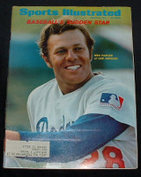 1971 Sports Illustrated March 22 Wes Parker Near-Mint
