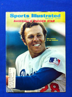 1971 Sports Illustrated March 22 Wes Parker Excellent to Mint