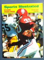 1972 Sports Illustrated October 2 Greg Pruitt Excellent