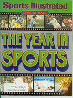 Sports Illustrated March 13 1980 Special Edition : Year in Sports Excellent