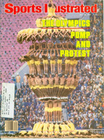 Sports Illustrated July 28 1980 Olympics Excellent to Mint