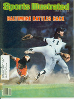 1980 Sports Illustrated August 25 Baltimore Orioles Excellent to Mint