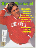 1981 Sports Illustrated July 27 Tom Seaver Excellent to Mint
