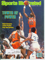 1982 Sports Illustrated December 20 Ralph Sampson Excellent