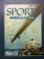 1954 Sports Illustrated September 6 Yacht Racing (ML) Very Good