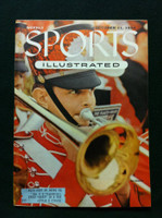 1954 Sports Illustrated October 11 Oklahoma Band Excellent to Mint