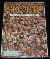 1954 Sports Illustrated November 1 Oklahoma Football Very Good crease on cover, overall clean