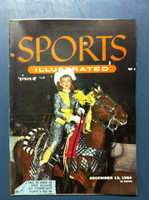 1954 Sports Illustrated December 13 KC Horse Show Excellent to Mint [Very Clean]