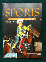 1954 Sports Illustrated December 13 KC Horse Show Excellent