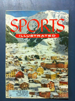 1954 Sports Illustrated December 27 Skiing in Switzerland Near-Mint [Very Clean]