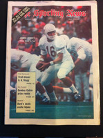 1970 Sporting News January 3 James Street Excellent to Mint lt. center fold from mailbox, otherwise sharp