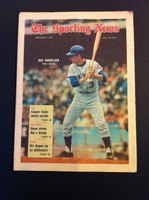 1970 Sporting News September 5 Bud Harrleson Excellent to Mint lt. center fold from mailbox, otherwise sharp
