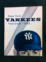 1963 Yankees Yearbook Jay Excellent