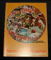 1971 Reds Yearbook Excellent to Mint