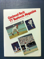 1977 Reds Yearbook REVISED (74 pg) Near-Mint
