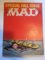 Mad Magazine #67 December 1961 Special Fall Issue Excellent to Mint