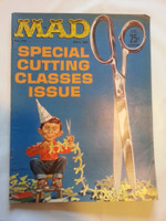 Mad Magazine #75 December 1962 Cutting Classes Issue Very Good