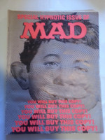 Mad Magazine #99 December 1965 Hypnotic Issue Fair to Poor