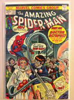 Spiderman #131 Doctor Octopus Apr 74 Very Good to Fine Sl wear on cover; contents fine