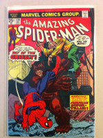 Spiderman #139 The Grizzly Dec 74 Very Good to Fine Sl wear, creasing on cover; contents fine