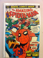 Spiderman #150 Spiderman decides he is not the clone Nov 75 Very Fine