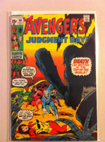 The Avengers #90 Judgement Day Jul 71 Very Good to Fine