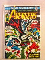 The Avengers #111 Daredevil and Black Widow May 73 Very Good Lt cover wear, scuffing; contents fine