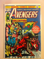 The Avengers #119 Collector Jan 74 Very Good to Fine