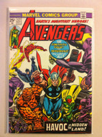 The Avengers #127 Fantastic Four Sep 74 Very Good to Fine