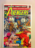 The Avengers #142 Wildest Western Heroes Dec 75 Very Good to Fine
