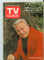 1970 TV Guide August 29 Green Acres Chicago edition Very Good to Excellent - No Mailing Label  [Very loose at staples, lt wear on cover; contents fine]