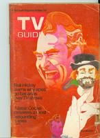 1970 TV Guide Oct 3 Red Skelton Montana edition Very Good - No Mailing Label  [Sl wear and scuffing on cover; sl warp to book; contents fine]