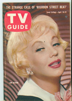 1960 TV Guide Apr 16 Ann Southern Philadelphia edition Excellent to Mint - No Mailing Label  [Very lt wear on cover, ow very clean]