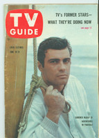 1960 TV Guide Jun 18 Gardner McKay of Adventures in Paradise Oregon State edition Very Good - No Mailing Label  [Sl wear on staples and binding, lt wear on cover; Year WRT in logo]