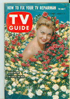 1960 TV Guide Aug 6 Ester Williams Chicago edition Excellent - No Mailing Label  [Lt wear on cover, contents fine]