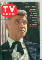 1961 TV Guide May 13 Bonanza Northern California edition Excellent - No Mailing Label  [Lt wear on cover, sm tear on bottom of binding; ow clean]