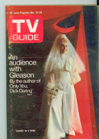 1969 TV Guide Nov 22 I Dream of Jeanie North Carolina edition Very Good to Excellent - No Mailing Label  [Lt wear, scuffing on cover; contents fine]