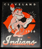1956 Indians Yearbook Excellent to Mint