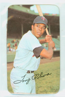 1971 Topps Baseball Supers 11 Tony Oliva Minnesota Twins Very Good to Excellent