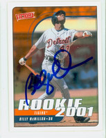 Billy McMillon AUTOGRAPH 2001 Upper Deck Victory Tigers   [SKU:McMiB12576_UPVICT01]