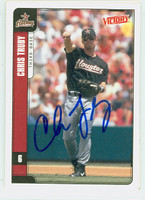 Chris Truby AUTOGRAPH 2001 Upper Deck Victory Astros   [SKU:TrubC13658_UPVICT01]
