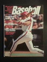 1981 Street and Smith BB Yearbook Mike Schmidt Near-Mint to Mint