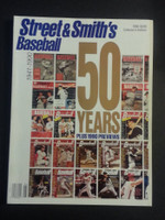 1990 Street and Smith BB Yearbook 50th Anniversary Issue Near-Mint to Mint