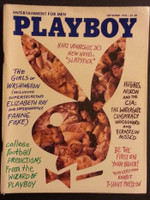 Playboy Magazine September 1976 (Cover scuffing and sl. Moisture)