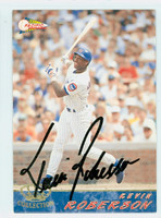 Kevin Roberson AUTOGRAPH 1994 Pacific Cubs   [SKU:RobeK13187_PACIFIC94]