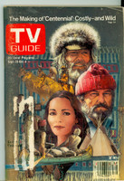 1978 TV Guide Sep 30 Centennial Eastern Illinois edition Very Good to Excellent  [Wear on both covers, label removed, contents fine]