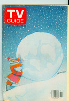 1979 TV Guide December 22 Christmas St. Louis edition Very Good to Excellent - No Mailing Label  [Sl loose at staples, cover corner crease]